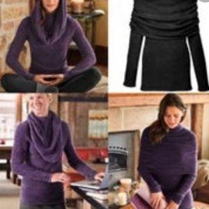Athleta cocoon sweater